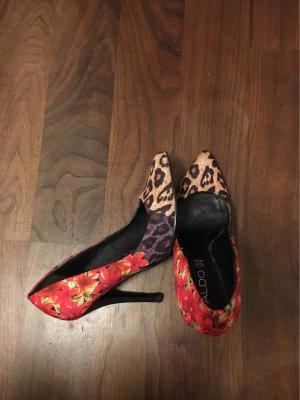 Aldo Zapatos de punta multicolor
