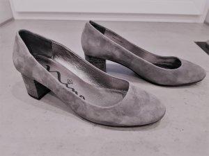 Pumps Schuhe Nina New York Velourleder