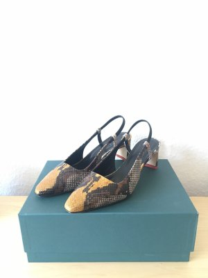 aeyde Slingback Pumps multicolored