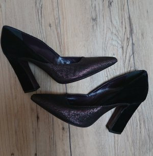 Talbot Runhof Pointed Toe Pumps multicolored