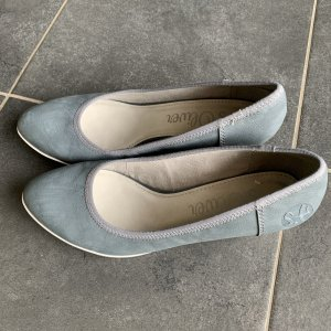 Tom Tailor Loafers slate-gray-pale blue