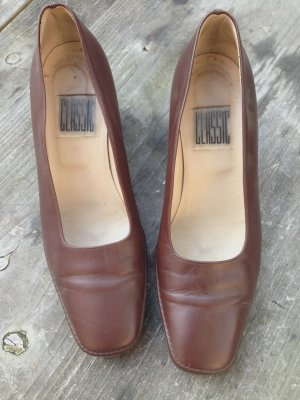 Classic Loafer marrone Pelle