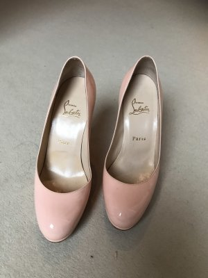 Pumps von Louboutin in Babyrosa