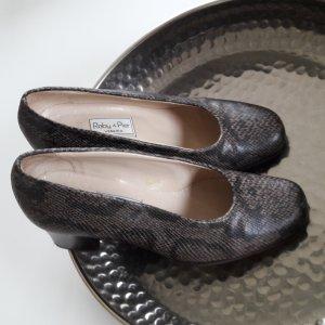 Roby & Pier Zapatos Informales marrón grisáceo