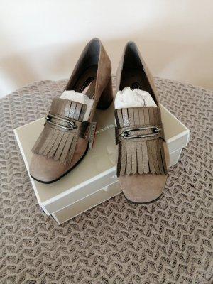 Tamaris Chaussure décontractée taupe