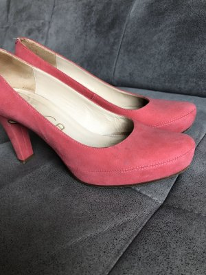 Pumps von Unisa in pink