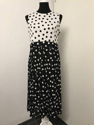 Punkte Kleid Zara Gr. L wie neu