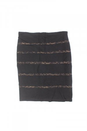 PUNT ROMA Gebreide rok zwart
