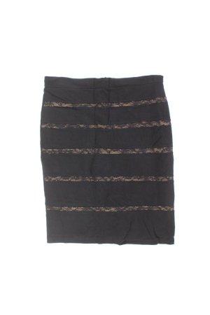 PUNT ROMA Jupe tricotée noir
