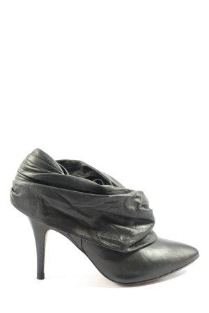 Pura Lopez High Heels schwarz Casual-Look