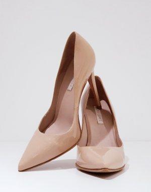 ❤ Pura Lopez High Heels / Pumps / 100% Leder / Klassische / Business Schuhe