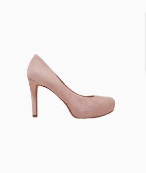 Pura Lopez High Heels / Pumps / 100% Veloursleder / Leder / Klassische / Business Schuhe