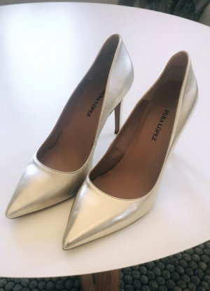 PURA LOPEZ Pumps 37 Gold