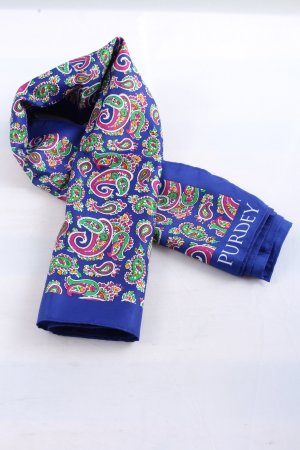 Purdey Folkloristische sjaal prints met een thema zakelijke stijl