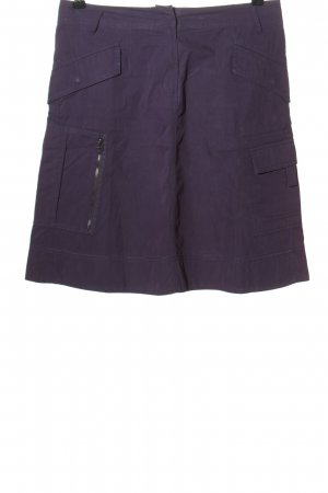 Pure Cargo Skirt lilac casual look