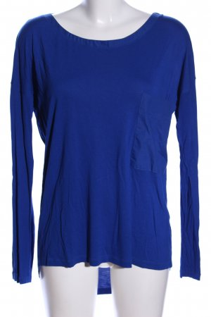 Pure Day Oversized Shirt blau Casual-Look