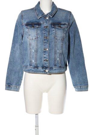Pure Jeansjacke blau Casual-Look