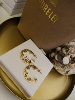 Purelei Zarcillo color oro