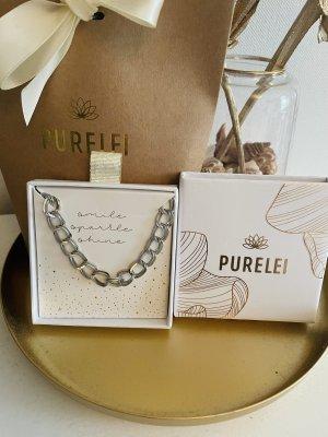 Purelei Enkelband zilver