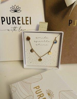 Purelei Necklace gold-colored