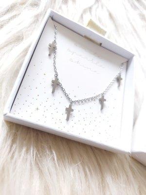 Purelei Srebrny łańcuch srebrny