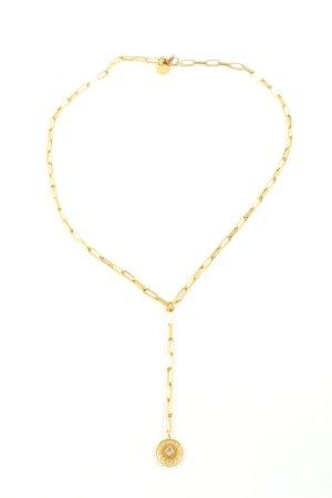 Purelei Collier goldfarben Elegant