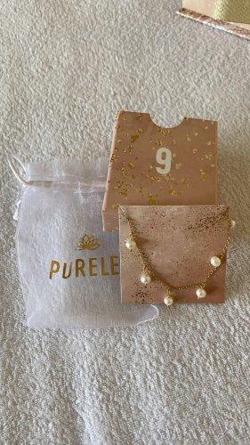Purelei-Fußkettchen (ungetragen, aus Birthday-Box)