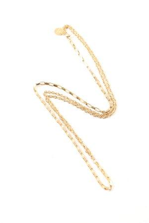 Purelei Łańcuch złoto W stylu casual