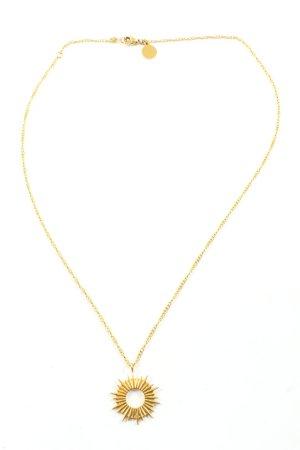 Purelei Chaîne en or doré élégant