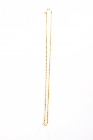Purelei Naszyjnik złoto W stylu casual