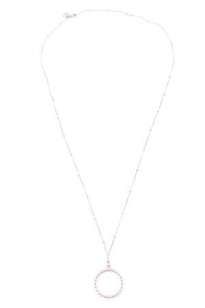 Purelei Necklace silver-colored casual look
