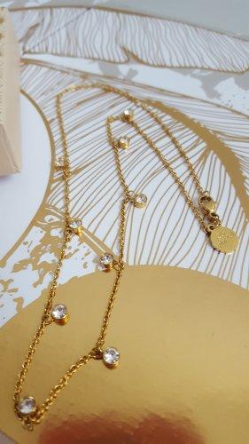 Purelei Necklace gold-colored metal