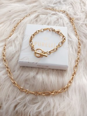 purelei kette Gold fashion