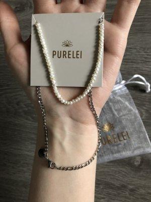 Purelei Kette Silber