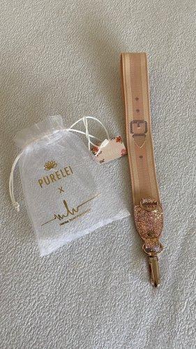 Purelei-Schlüsselanhänger Roségold (Unbenutzt)