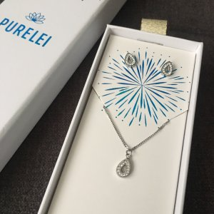 Purelei Necklace silver-colored