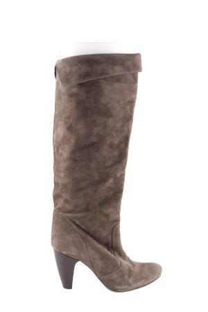 Puritano Winter-Stiefeletten braun Casual-Look