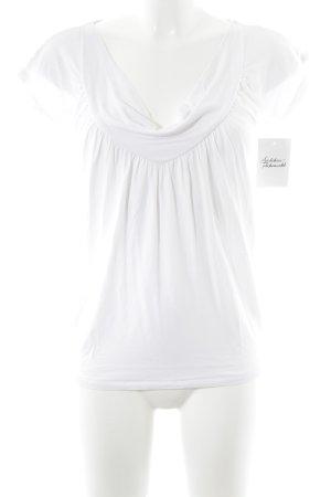 Puriti T-Shirt weiß Casual-Look