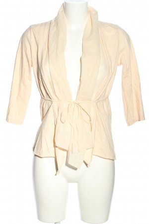 Puriti Wickel-Bluse creme Casual-Look