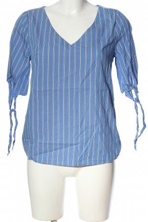 purple's Langarm-Bluse Allover-Druck Casual-Look
