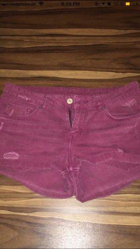 Purpur Shorts