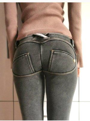Push up Effekt magic Thermo Hose Petite Basic must have Jeans extra warm hochwertig