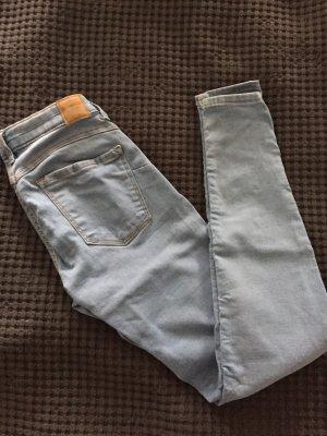 Bershka Stretch Jeans azure