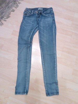 Miss RJ Jeans a vita alta blu
