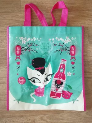 Pussy Deluxe Shopper japanisch Tasche Beuteltasche