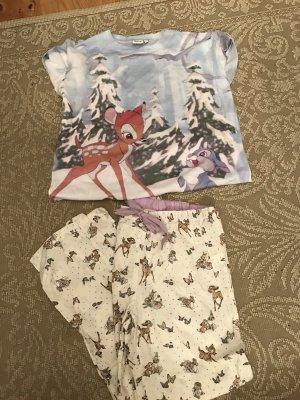 Pyjama Bambi Glitzer