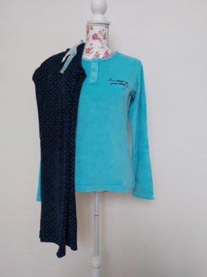 Pyjama lichtblauw-blauw