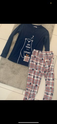 Pyjama veelkleurig