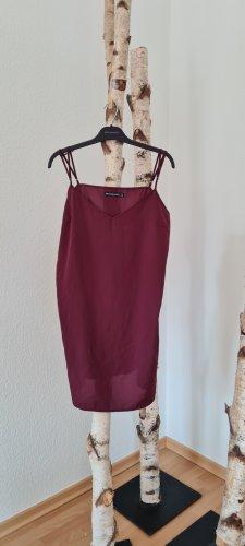 Abercrombie & Fitch Piżama purpurowy