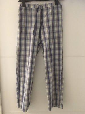 Schiesser Pyjama veelkleurig Katoen